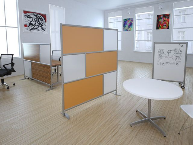 Large selection of Mobile Whiteboard sizes & models made in USA