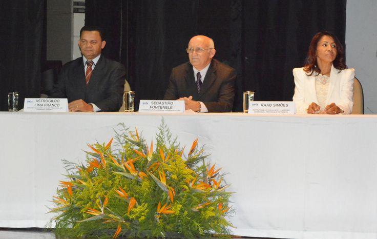 Curso de Cerimonial e Protocolo, Upis, Brasília. DSC_2387