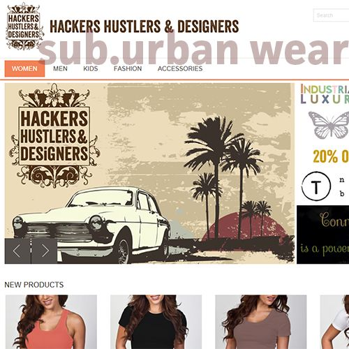 Hackers Hustlers & Designers is a new workwear fashion brand that supplies quality clothing for middle-age hipsters