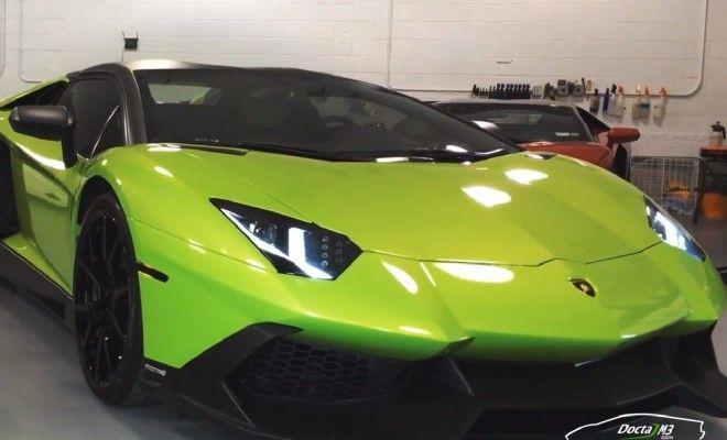 Every Man's Dream: Lamborghini Aventador LP 720-4 (VIDEO)