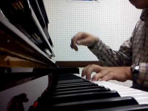 Simplemente improvisaciones. :) Dejando salir al espíritu musical.