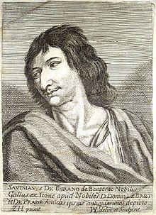Hercule-Savinien Cyrano de Bergerac(1619-1655)Playwright, Dramaticist, & Duelist