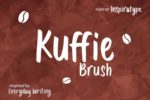 Kuffie Font By Inspiratype Creative Fabrica In 2020 Free Font Cool Fonts New Fonts