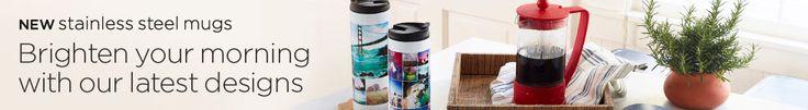 Mugs, Custom Mugs, Personalized Mugs & Photo Mugs   Shutterfly