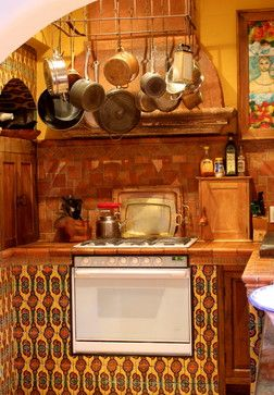 1000 images about cocinas mejicanas on pinterest hand for Mexican inspired kitchen ideas