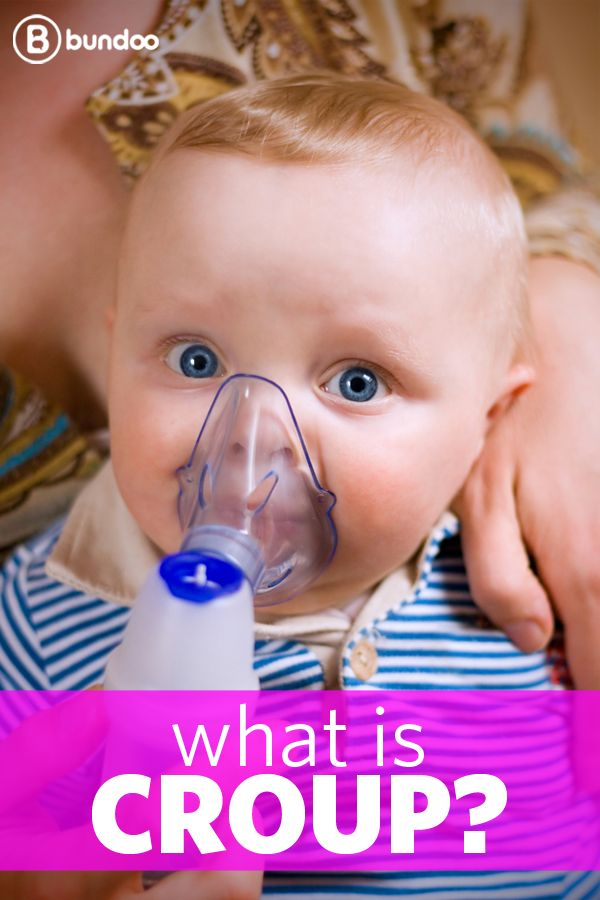 Croup is a common childhood ailment. Learn the causes, symptoms, and treatment. #croup #sickbaby #pediatrics