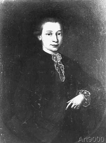Wolfgang Amadeus Mozart - Mozart, Bildnis 1771