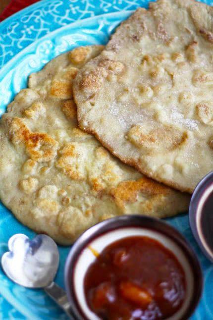 gluten free naan | bread in five