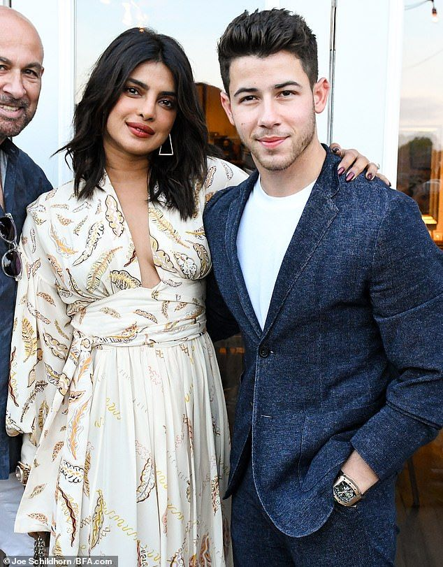 Priyanka Chopra Gets Husband Nick Jonas Age Wrong On Social Media