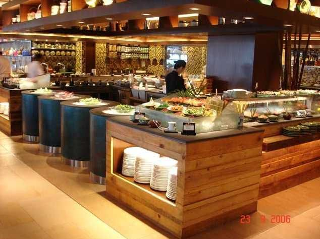 91 Best Buffet Counter Images On Pinterest