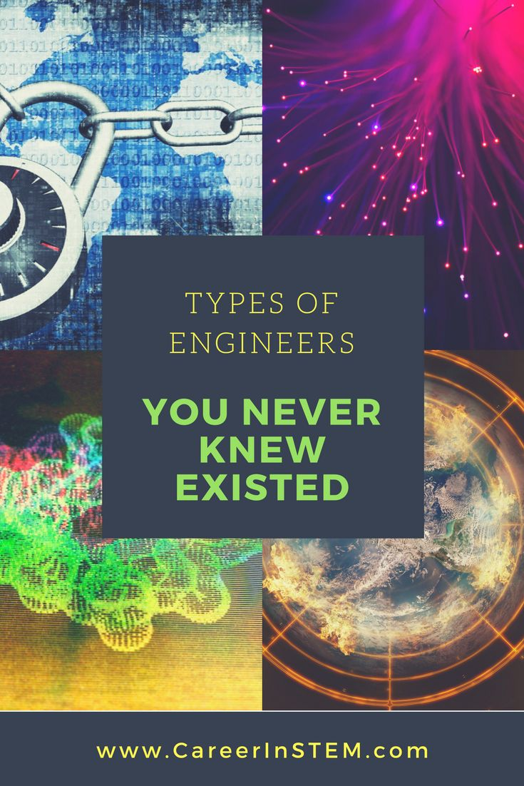 Do you know what a geomatics engineer does? While there are traditional fields of engineering (like civil and mechanical engineering), there are many lesser known types of engineers. Here are four types of engineering careers that you may not have ever heard of.