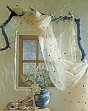 Украшения для окон загородного дома - Электронный журнал «Женщина Москва»