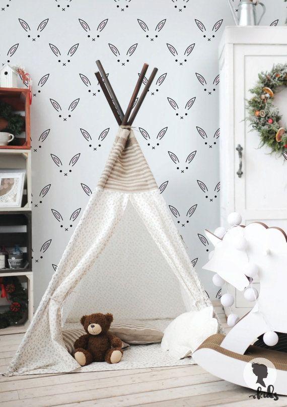 les 354 meilleures images du tableau papier peint sur pinterest art de la paroi c ti re. Black Bedroom Furniture Sets. Home Design Ideas