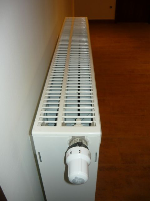 Radiátor szerelés, energiatakarékos termosztatikus radiátor szelep