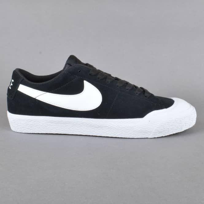 Blazer Zoom Low Xt Skate Shoes Black White Gum Light Brown Skate Shoes Black Shoes Black