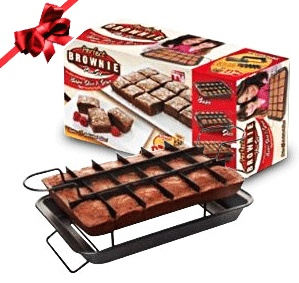 Pay R199 for the perfect brownie pan set, includes nationwide delivery!