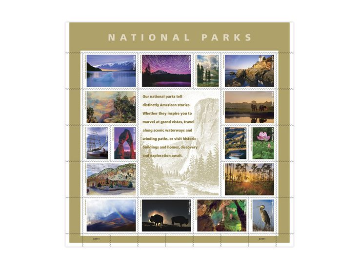 COLLECTORZPEDIA National Parks