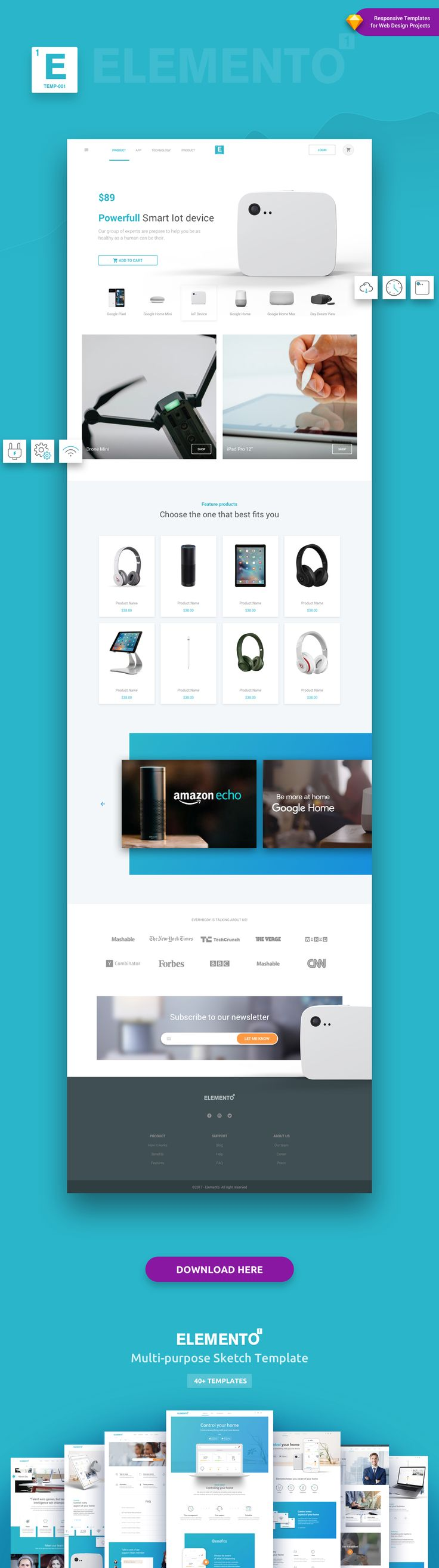 156 best SAAS UI & Website Inspiration / Digital Products & Services ...