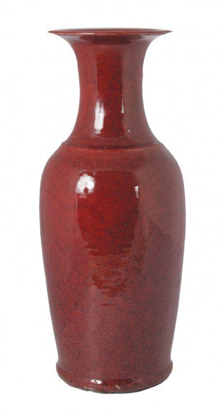 155 best images about sang de boeuf on pinterest porcelain vase jars and auction. Black Bedroom Furniture Sets. Home Design Ideas