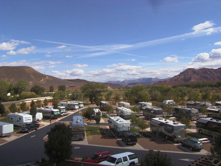 Zion River Resort RV Park & Campground 551 East Hwy 9 Virgin, UT 84779