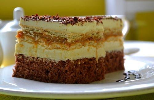 proste, eleganckie ciasto dla smakoszy