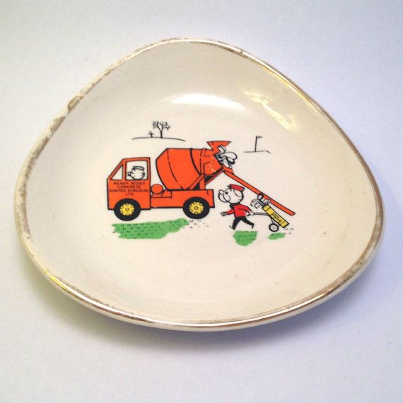 Wade Ready Mix Concrete Golf Advertising by JanetsVintageStore