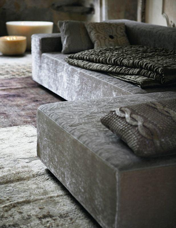 love: Decor, Grey Sofa, Interior, Shades, Couch, Living Room, Gray, Space, Design