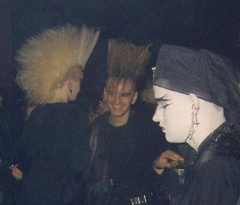 goth germany 90,s