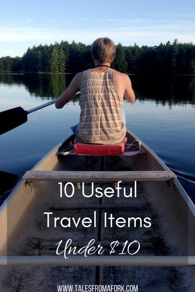 When buying items for traveling, price-to-quality ratio and usefulness are two must-have qualities. Click through to see these 10 useful travel items under $10 I use.