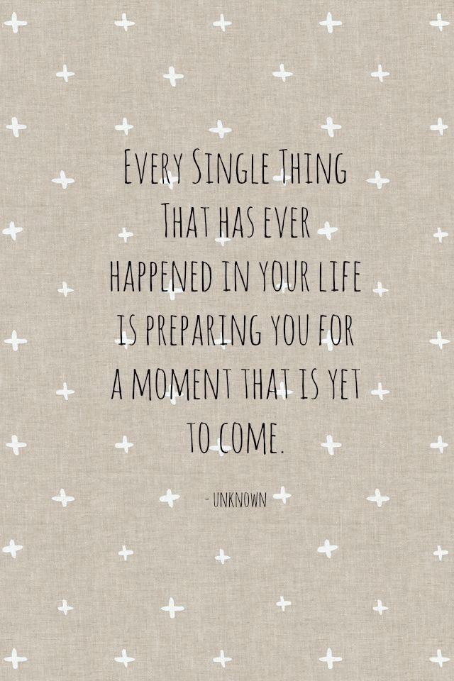 I believe this.
