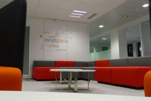 9 best decoration bureau entreprise images on pinterest - Decoration bureau entreprise ...