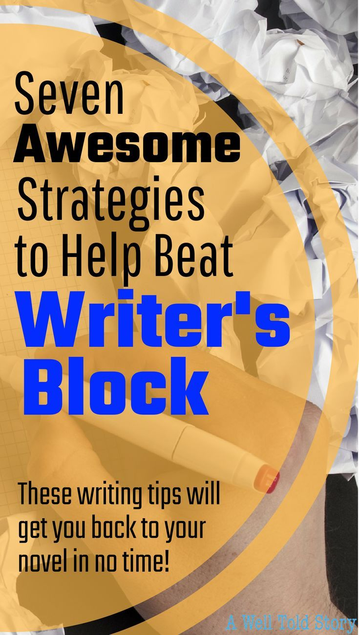 Try These Absurd Methods for Overcoming Writer's Block (That Actually Work)