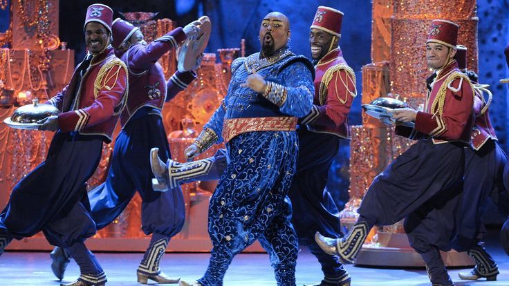 Broadway's 'Aladdin' Cast Honors Robin Williams With 'Friend Like Me' Singalong
