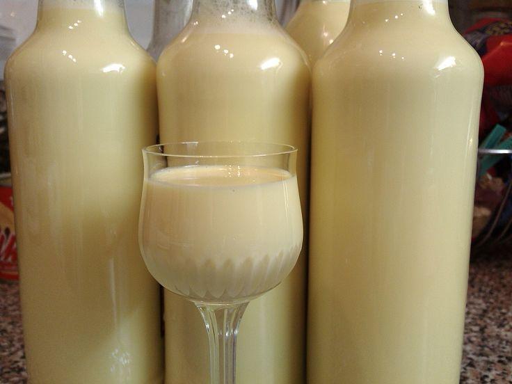 Jak vyrobit vařený vaječný likér | recept | JakTak.cz