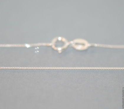 цепочка на шею серебро; серебряные цепочки; цепочки из серебра; подарок на новый год; подарок девушке; подарок девочке; тонкая цепочка; купить серебряную цепочку