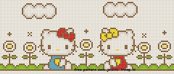borduren kruissteekpatronen cross-stitching stitching