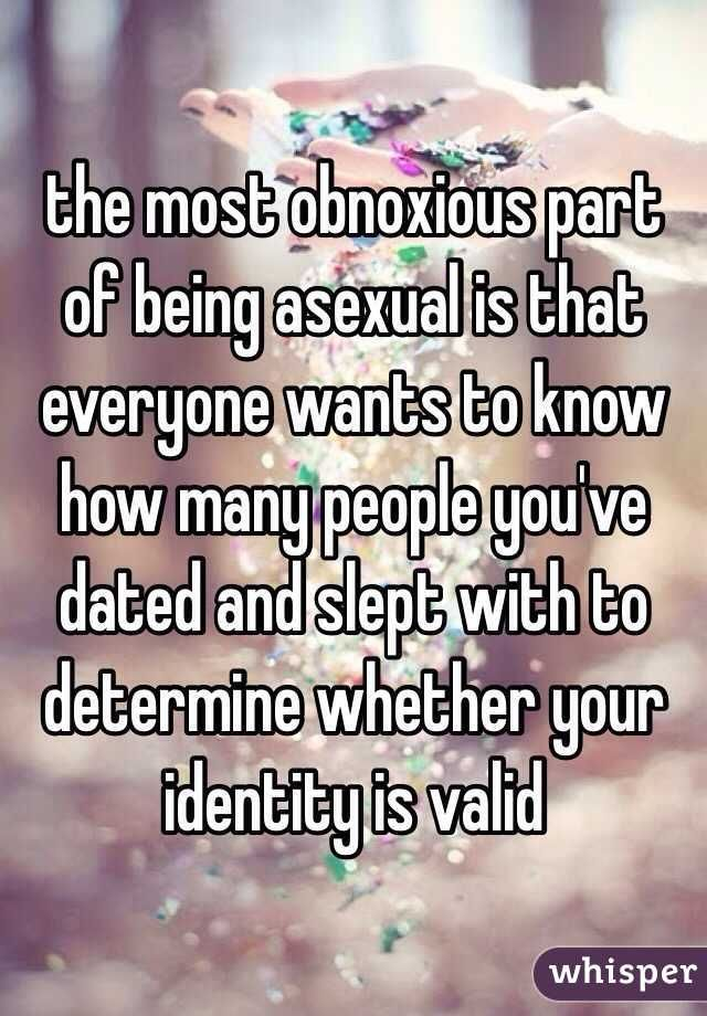 25 Honest Confessions About Asexuality