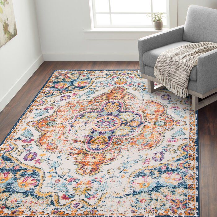 Pin By Colorrugs On Color Rugs In 2021 Orange Area Rug Area Rugs Blue Area Rugs
