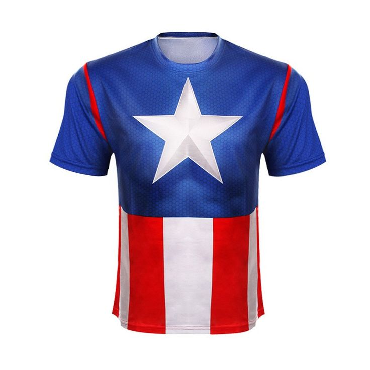 Captain America T-Shirt //Price: $19.95 & FREE Shipping //