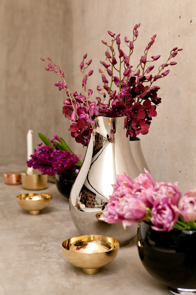 Ilse Crawford collection for Georg Jensen