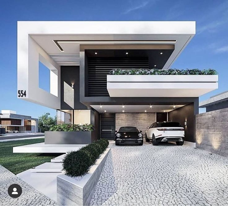 Most 50 Beautiful House Design For 2020 In 2020 Contemporary House Exterior Home Building Design Modern House Design