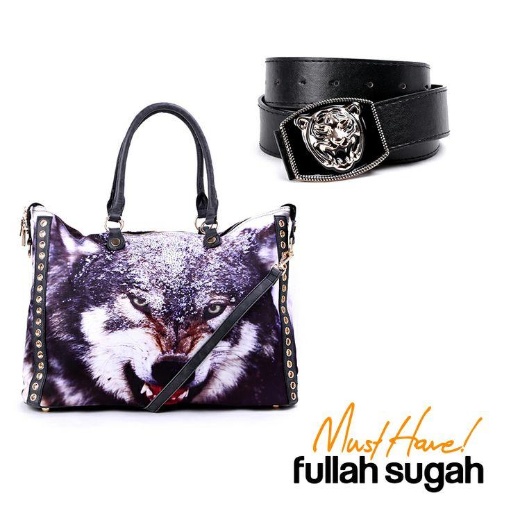 Autumn/Winter 2014 | FULLAHSUGAH MUST HAVE BAG & SHOES | 3434104720 & 3463103120 | http://fullahsugah.gr