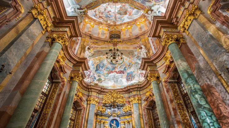 Höchberg Chapel - Poland #church #art #light