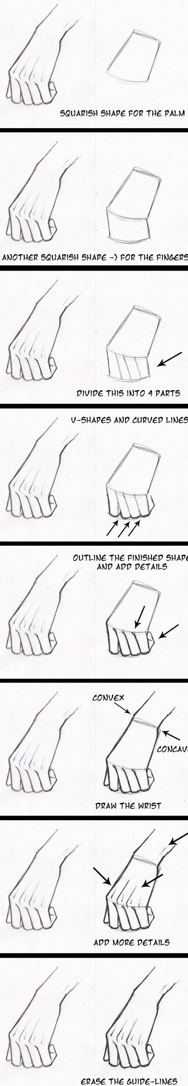 20 Easy Drawing Tutorials for Beginners – Cool Things to Draw Step By Step