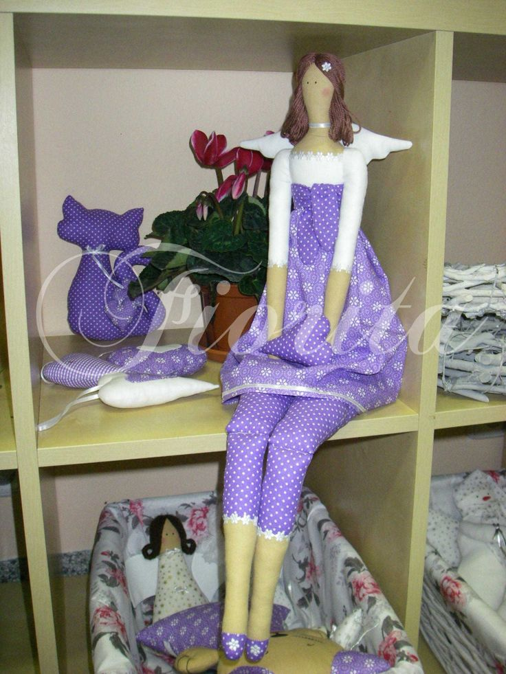 We also offer hand-made toys and lavender products