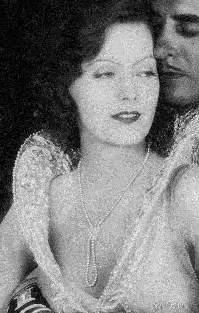 """gatabella: """"Greta Garbo and John Gilbert, Love, 1926 """""""