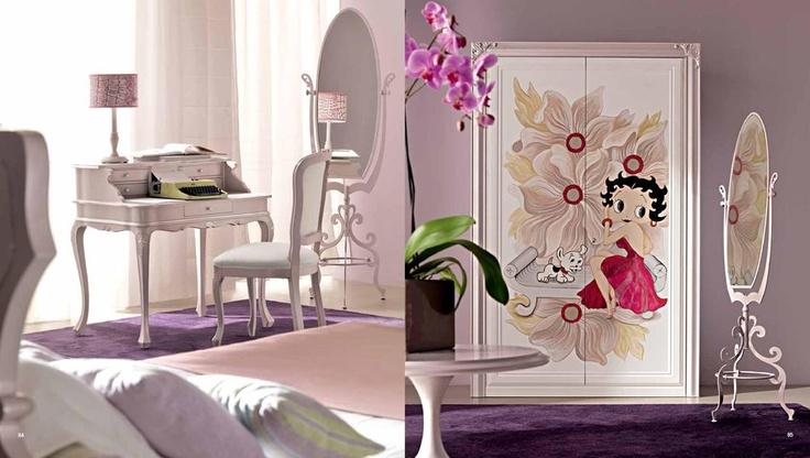 Dětský psací stůl a doplňky do dětského pokoje od #Corte_Zari http://www.saloncardinal.com/galerie-corte-zari-894