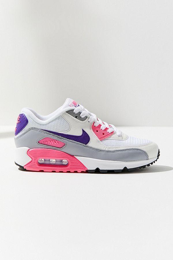 dc25da83ed56 Slide View  1  Nike Air Max 90 Colorblock Sneaker
