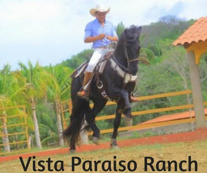 Vista Paraiso Ranch is a lovely authentic ranch nestled in the foothills of the Sierra Madre. This is a wonderful venue to spend a few hours or whole days  there is something to entertain and amuse everybody.