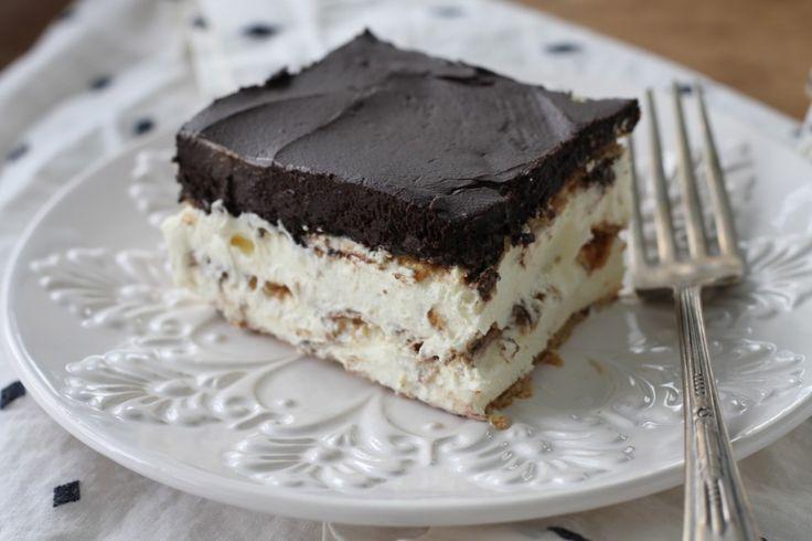 Chocolate Eclair Dessert - Brittanys Pantry